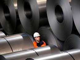 Producción de acero recupera ritmo de crecimiento
