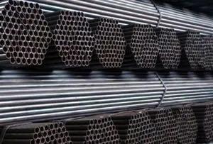 Disminución del consumo de acero en el mundo